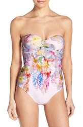 Women's Ted Baker London 'Layaya' Convertible One Piece Swimsuit