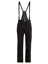 Mover Wool Lined Ski Trousers Black