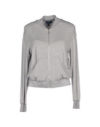 Escada Sport Topwear Sweatshirts Women Grey