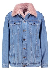 Pinko Denim Jacket Blue Denim