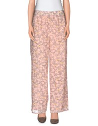 Maison Scotch Trousers Casual Trousers Women Pink