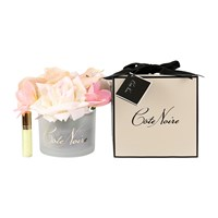 Cote Noire Spring Floral In Frosted Glass Garden In Provence Fragrance