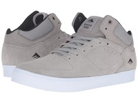 Emerica The Hsu G6 Grey White Men's Skate Shoes Gray