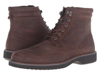 Ecco Ian High Cocoa Brown Men's Boots