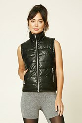 Forever 21 Active Athletic Puffer Vest