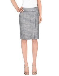 Philosophy Di Alberta Ferretti Skirts Knee Length Skirts Women Pastel Blue