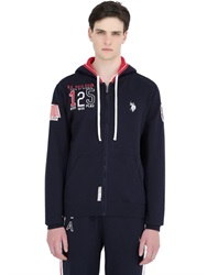 U.S. Polo Assn. U.S.Polo Assn. Hooded Cotton Sweatshirt
