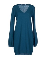 Jucca Short Dresses Deep Jade