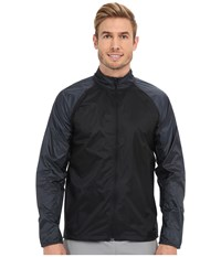 Brooks Lsd Jacket Black Asphalt Men's Coat