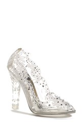 Dolce And Gabbana Women's 'Glass Slipper' Pump