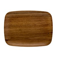 Magpie The Modern Home Wood Tray Walnut Large