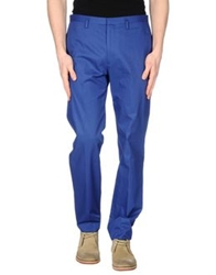 Marc By Marc Jacobs Casual Pants Bright Blue