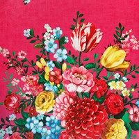 Pip Studio Dutch Painters Wallpaper 341041 Raspberry