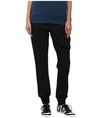 Yohji Yamamoto Flight Track Pants Black Women's Casual Pants