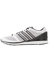 Adidas Performance Bounce Cushioned Running Shoes White Core Black