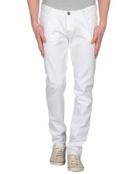 David Mayer Naman Denim Pants White
