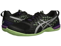 Asics Gel Fortius 2 Tr Black Silver Pistachio Women's Cross Training Shoes