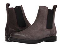 To Boot Frazier Grey Suede Men's Shoes Gray