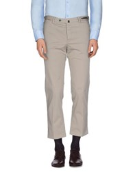 Pt01 Trousers Casual Trousers Men Beige