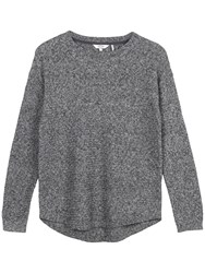 Fat Face Harpenden Textured Jumper Phantom