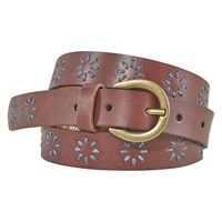 White Stuff Cactus Belt Tan