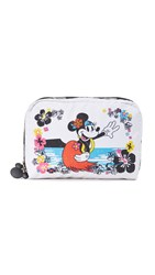 Le Sport Sac Disney X Lesportsac Xl Rectangular Cosmetic Case Mini Hula
