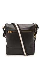 Bally Trezzini Sling Bag Black