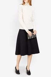 Alexander Wang T By Women S Knitted Circle Skirt Boutique1 Black