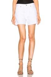 Citizens Of Humanity Corey Shorts In White