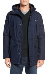 Fred Perry Men's 'Portwood' Water Resistant Parka