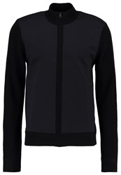 Club Monaco Cardigan Navy Dark Blue