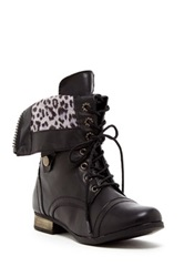 Charles Albert Cablee Boot Black