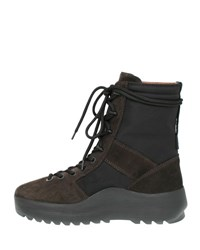 Yeezy Suede Military Boot Rock