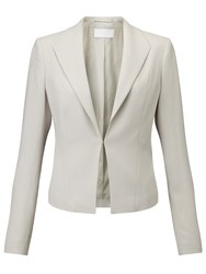 Hugo Boss Boss Jitina Edge To Edge Blazer Light Beige