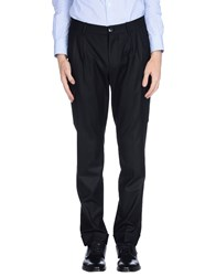 Ports 1961 Trousers Casual Trousers Men Black