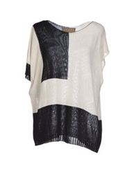Space Style Concept Sweaters Ivory