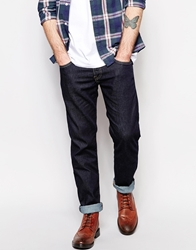 Pepe Jeans Cane Slim Fit Raw Wash Blue