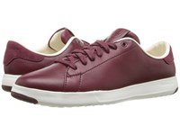 Cole Haan Grandpro Tennis Zinfandel Women's Lace Up Casual Shoes Brown