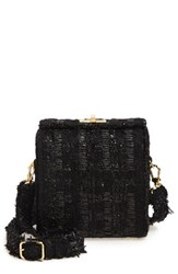 Simone Rocha Tweed Crossbody Bag
