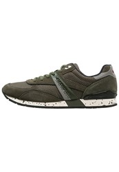 Napapijri Rabari Trainers Turtle Dark Green Oliv