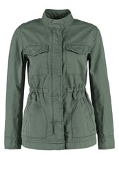 Gap Utility Summer Jacket Cool Olive Green