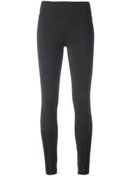 Y 3 Jersey Leggings Grey