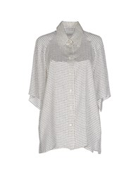 Agnona Shirts Shirts Women White