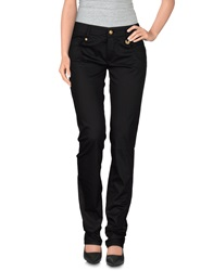 Roccobarocco Casual Pants Black