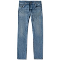 Rag And Bone Standard Issue Slim Jean Blue