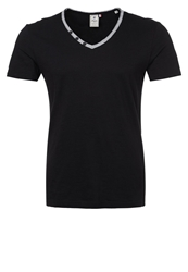Japan Rags Kauri Basic Tshirt Black