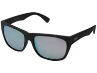 Zeal Optics Carson Matte Black Horizon Blue Polarized Lens Sport Sunglasses