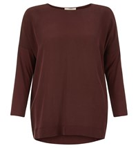 Hobbs Callaghan Top Red
