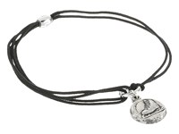 Alex And Ani Kindred Cord Ice Skate Rafaelian Silver Bracelet