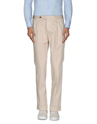 Mauro Grifoni Trousers Casual Trousers Men Beige